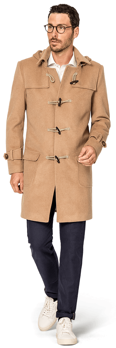 mens tailored coat