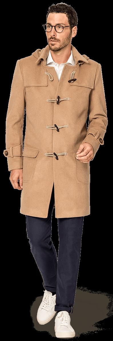 abrigo hombre a medida