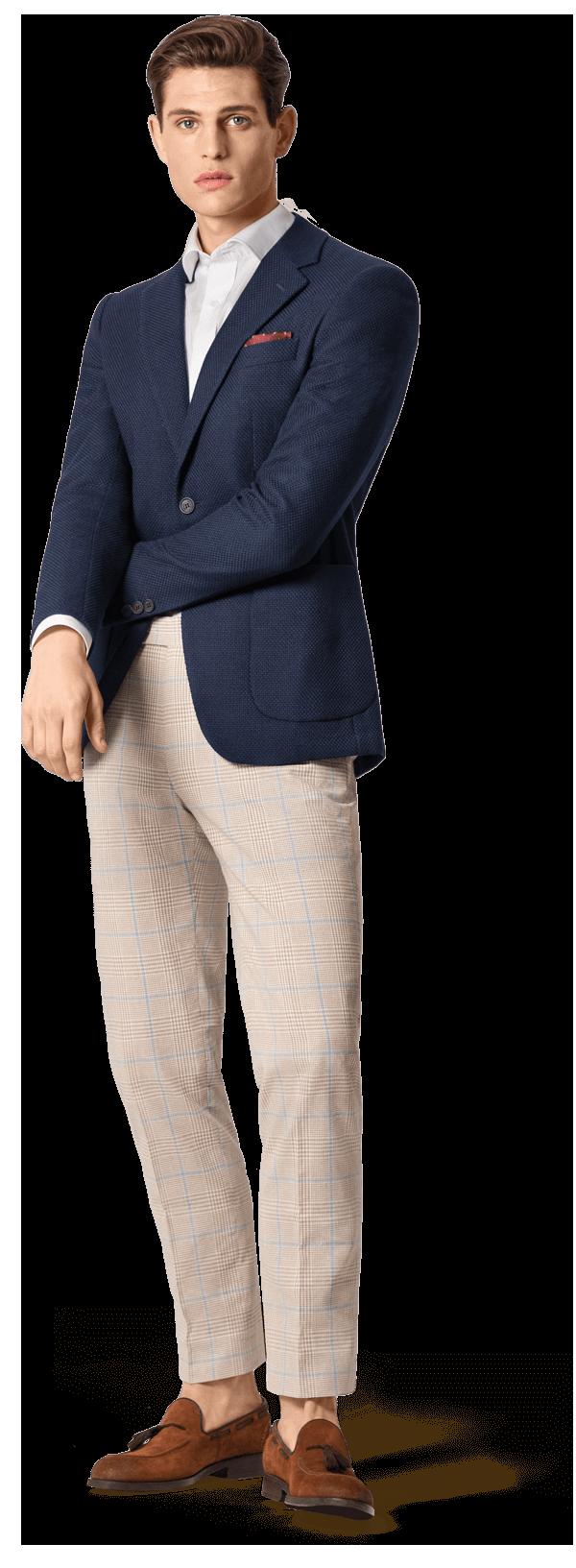 custom blazer