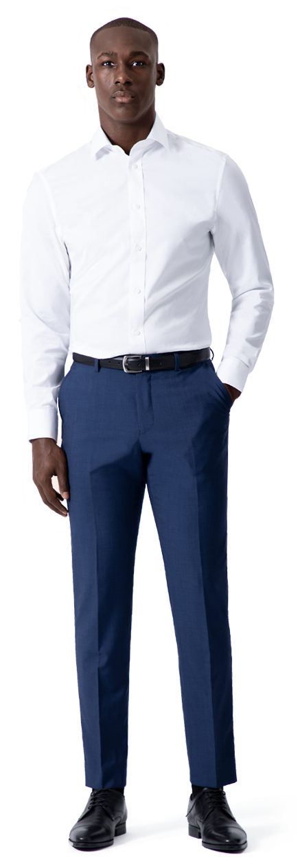 camisa de hombre a medida