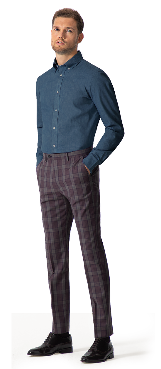 мужские рубашки на заказ онлайн