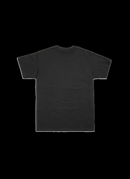 Black Round Shirt