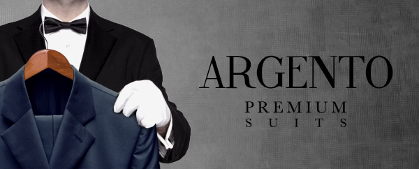 Hockerty presenta Argento, una nueva colección de trajes de alta calidad