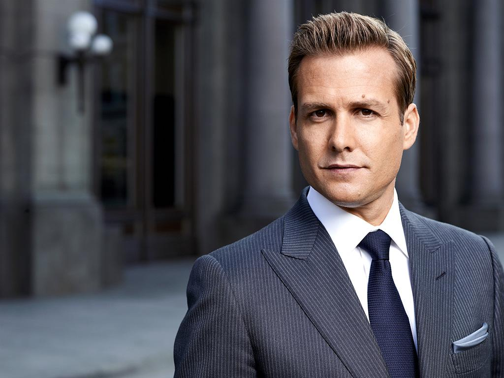 Harvey Specter ed il suo look