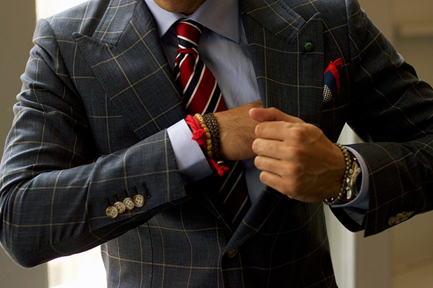 3 Steps to looking dapper while staying warm