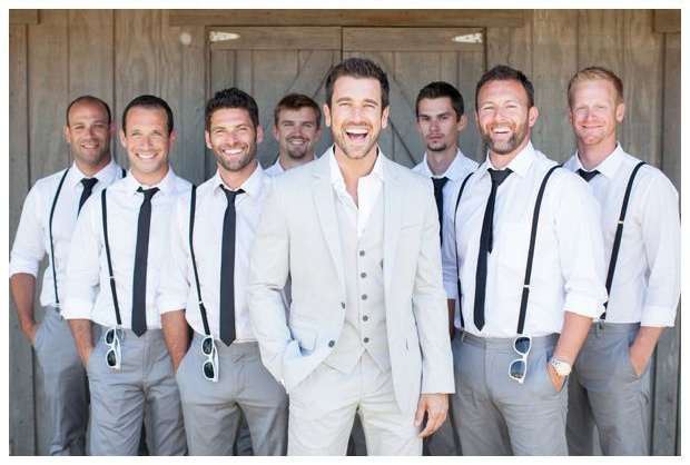 Wedding Style Guide for Men: 3 Outfits