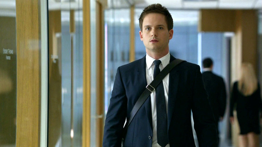Image result for mike ross suits images