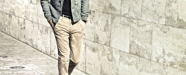 Chino Pants: Comfort and Elegance