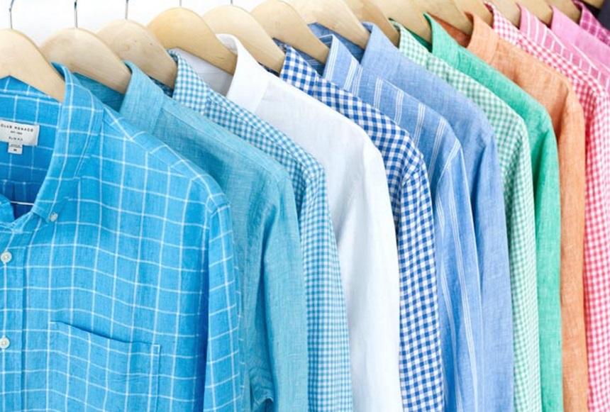 Camisas de Lino para Hombre