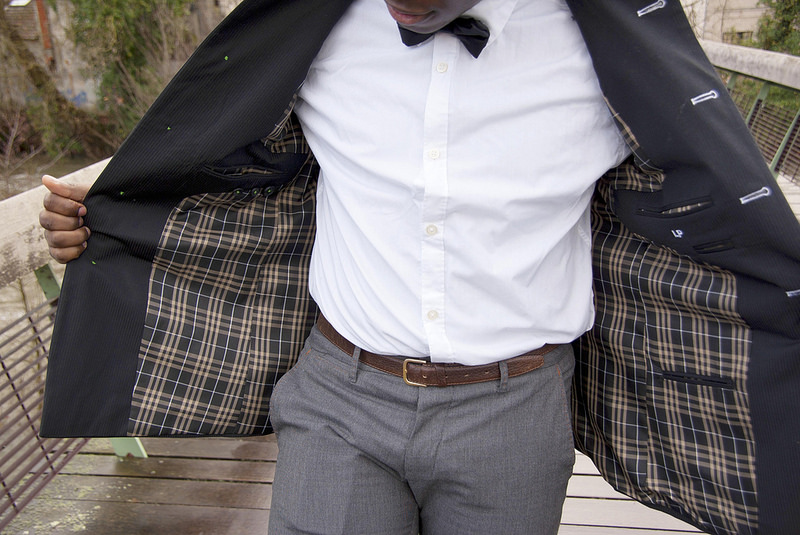 How and When to Wear a Bow-tie