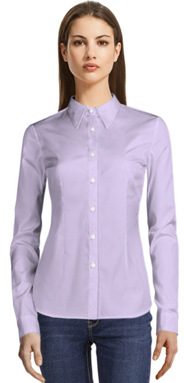 Purple Sumissura Shirt