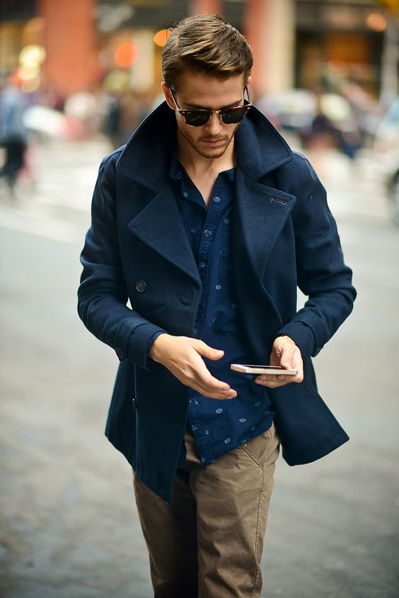 The Pea Coat Guide