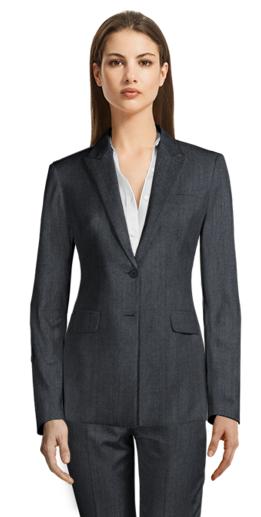 Caracas Grey suit