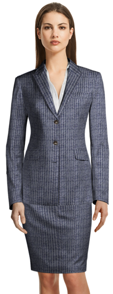 Virton Linen Suit