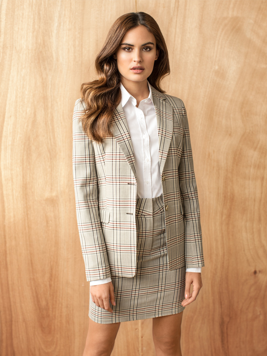 business formal skirtsuit