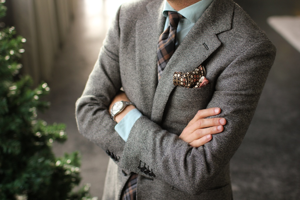 14 Rules of Style: #1 Have Your Suit Custom-Made