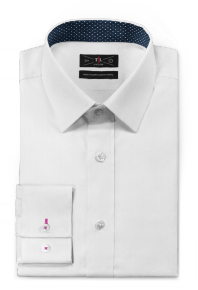 white shirt 100 cotton