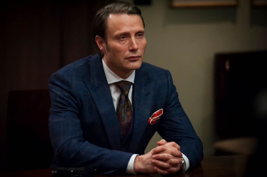 How to Dress like Hannibal Lecter