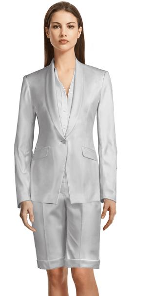 bermuda suit
