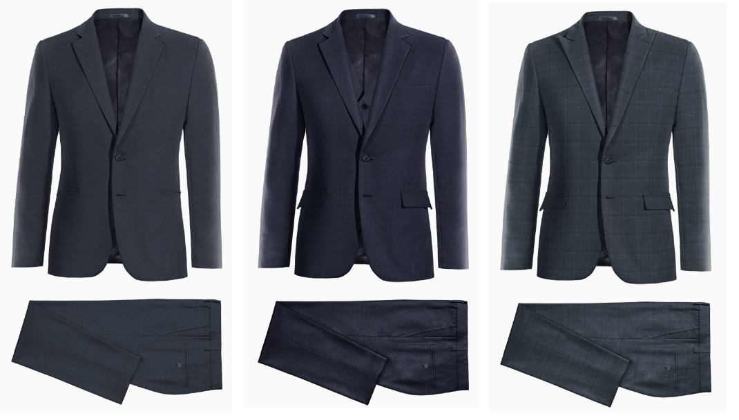Navy Blue Suit Combinations: How to Match with Shirts and Ties