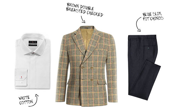 How to Wear Tweed Blazers