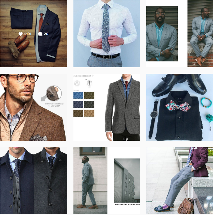 5 TOP Menswear Style Instagram Profiles You Should Follow