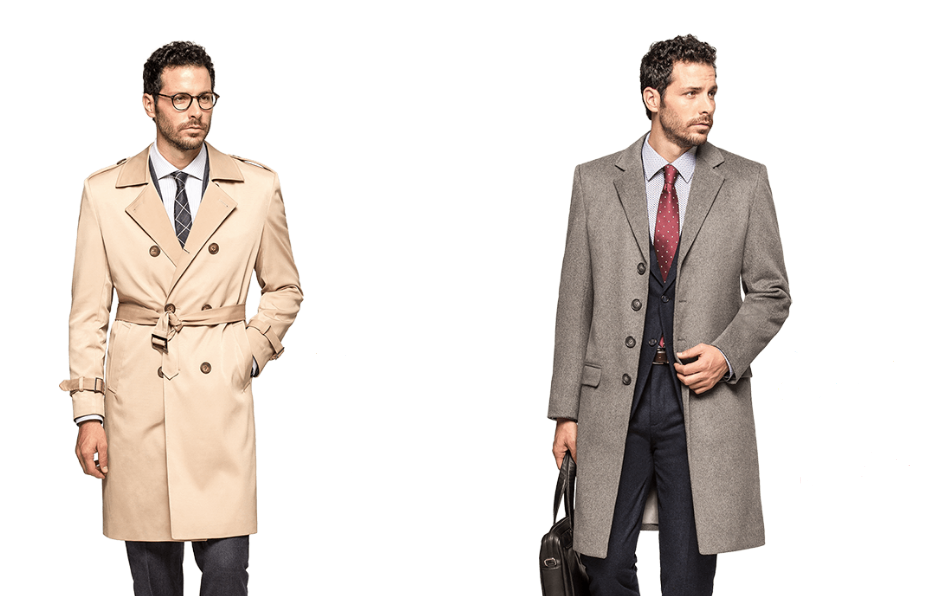 How to Wear a Coat Over a Suit