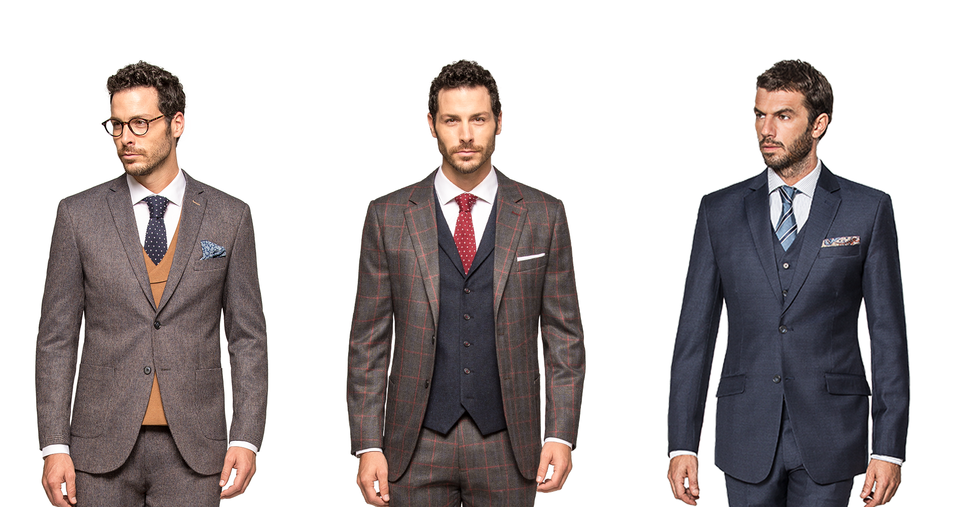 How to Suit Up in a 3 Piece