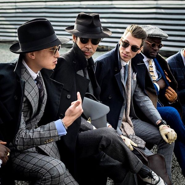 [2019] The Top Men Fashion Styles spotted at Pitti Uomo 95
