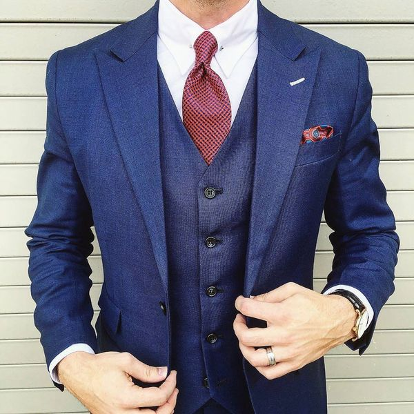 Men S Groom Suits And Wedding Suits Ideas Hockerty