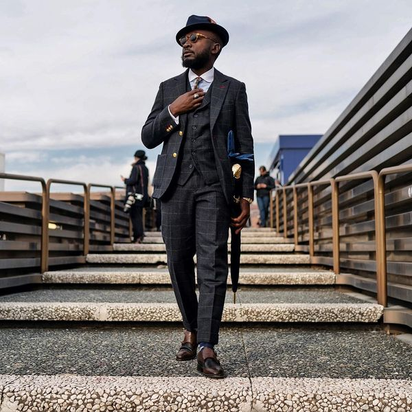 Pitti Uomo Fashion Styles