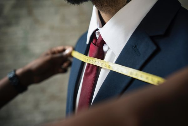 How to Measure for a Suit [Take Men Body Measurements]