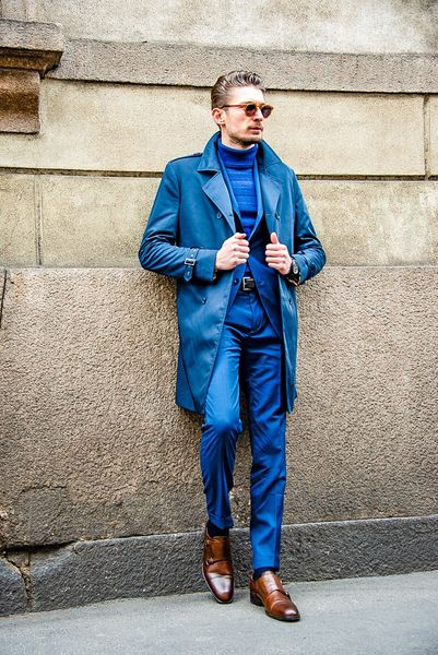 Men Trench Coat Trends - What Trench Coat to wear