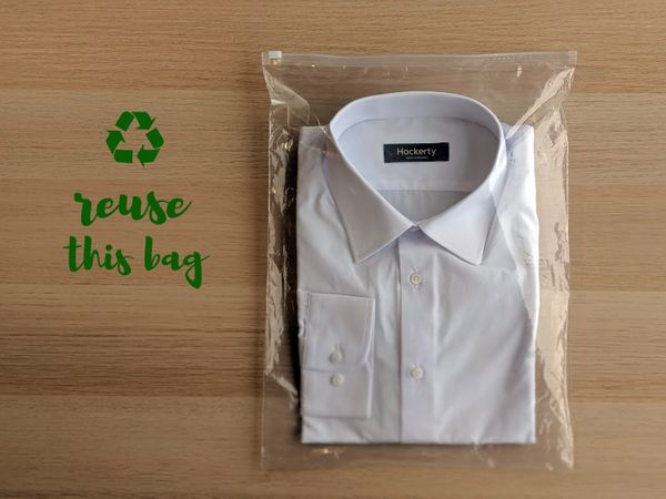 Sustainable Packaging for your clothes