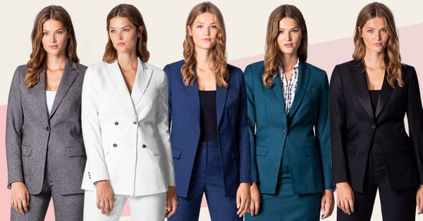 Plus Size Women Suits