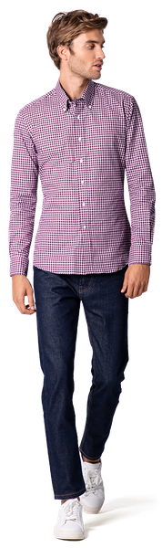 Checkered Dress Shirt Trends - Wear it checkered