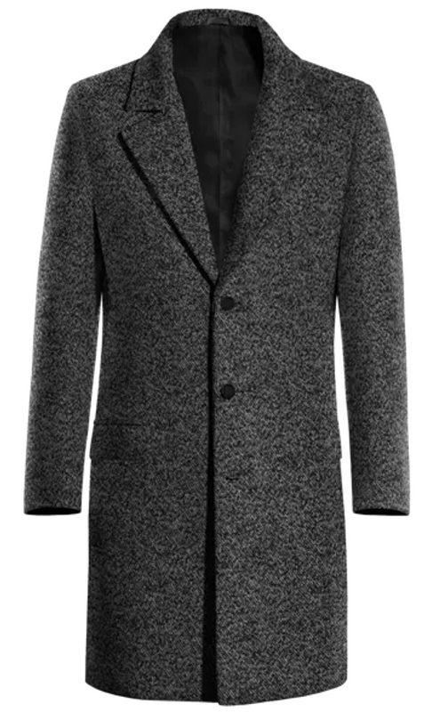 Grey tommy Shelby Coat