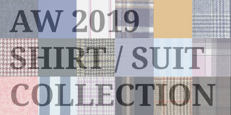 Autumn Winter Collection 2019 - Shirts and Suits