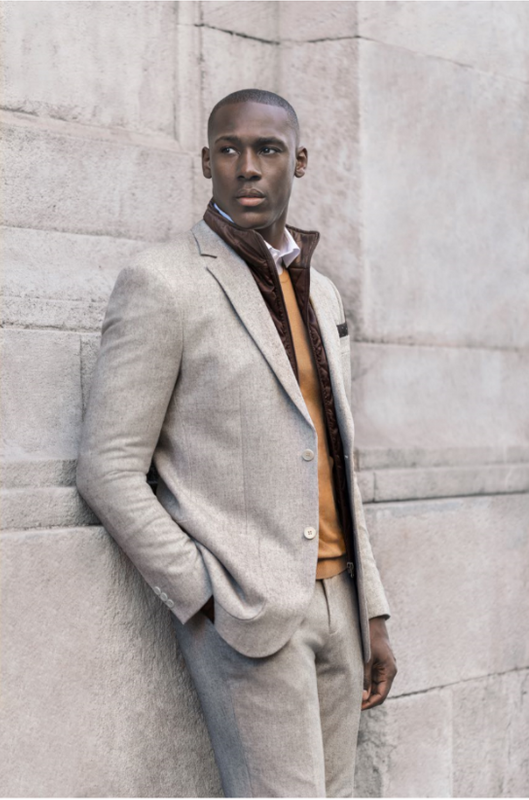 This is the Blazer you need this Winter - A Winter Blazer with Gilet