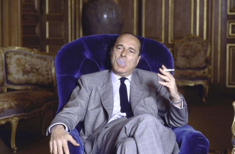 Le style Chirac