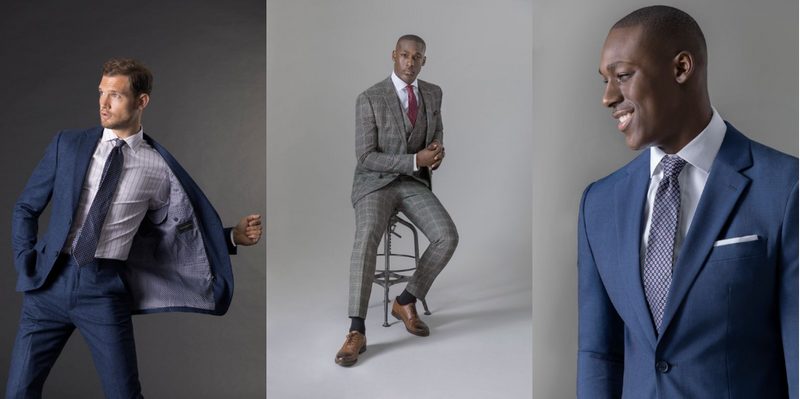 5 Reasons to buy a Suit on Black Friday