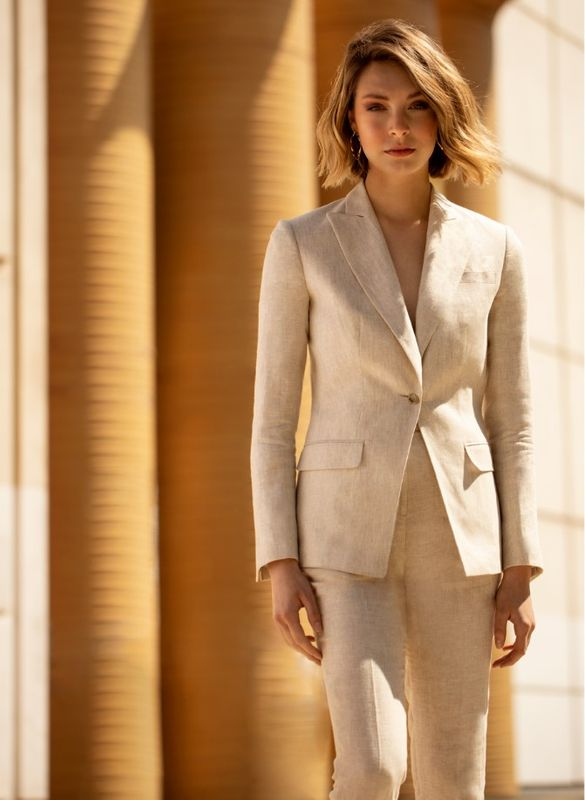 Business Pant Suit