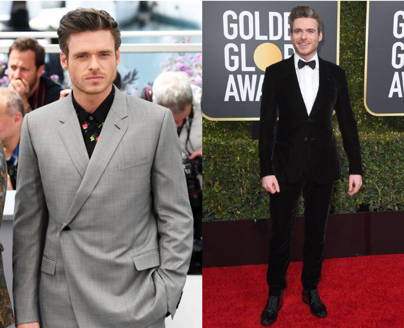 How to Dress Like Richard Madden