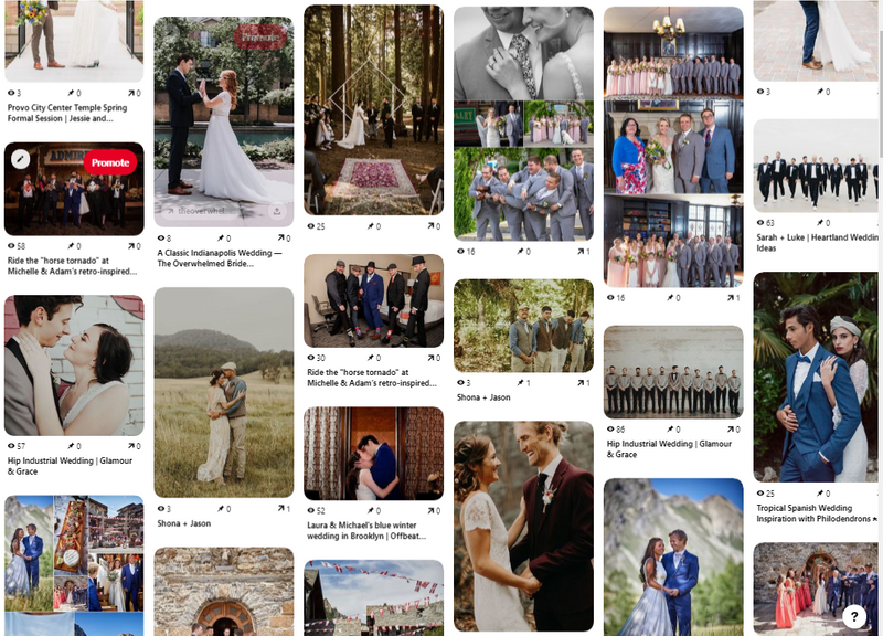 pinterest wedding