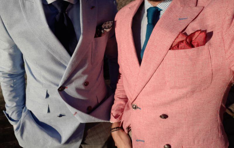 frat boy suit