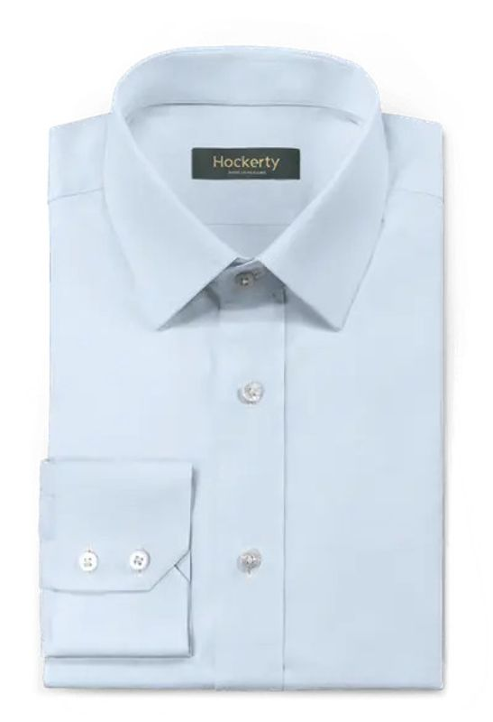 blue dress shirt home office