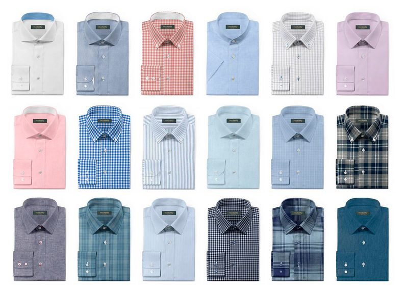 custom dress shirts hockerty