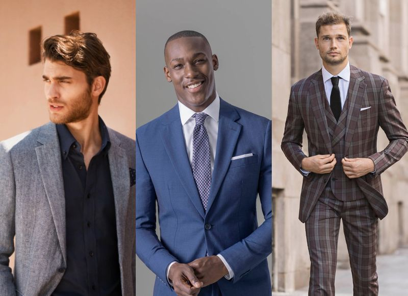 3 Timeless Suits to Keep Forever