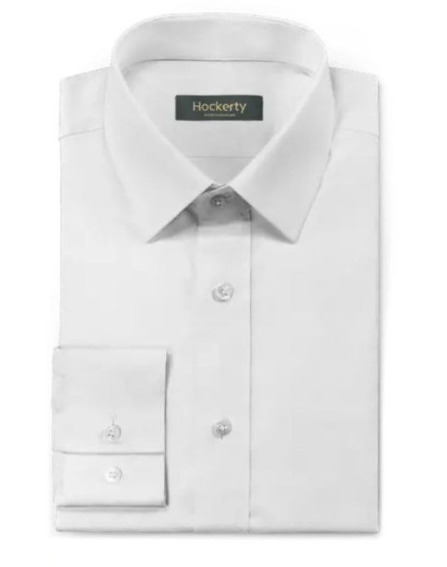 white shirt business
