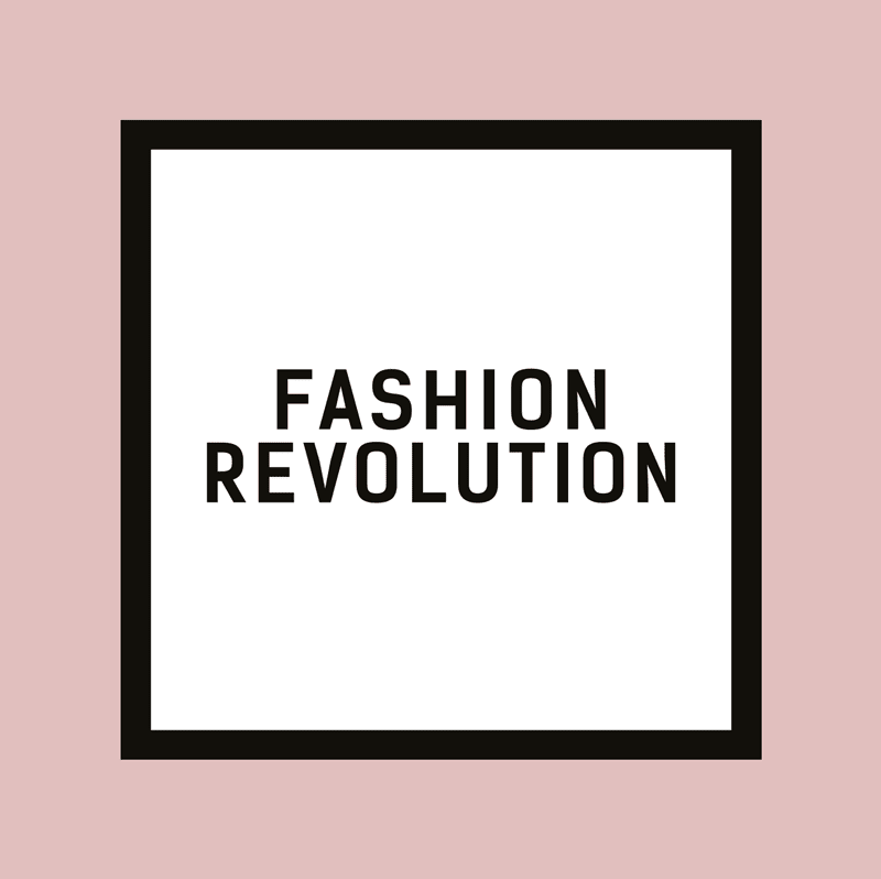 Logo semana Fashion Revolution